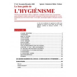 N°048 - Le bon guide - Spécial Cholestérol, Bébés, Enfants