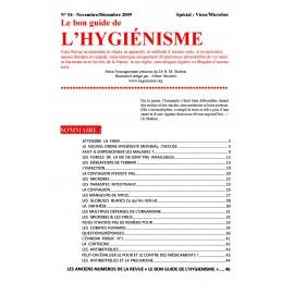 N°054 - Le bon guide - Spécial Virus Microbes