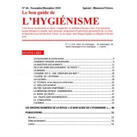 N°060 - Le bon guide - Spécial Blessures, Ulcères