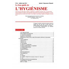 N°064 - Le bon guide - Spécial Dépression, Hépatite