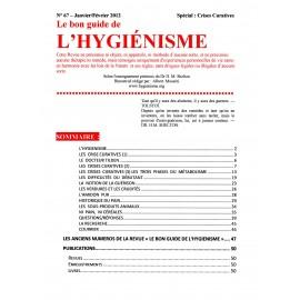 N°067 - Le bon guide - Spécial Crises Curatives