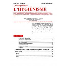 N° 008 - Le bon guide - Spécial Hypertension