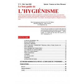 N° 009 - Le bon guide - Spécial Tumeurs au sein, Fibromes