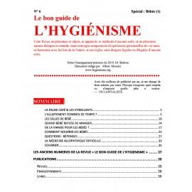 N° 006 - Le bon guide de l'hygiénisme