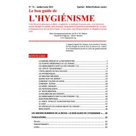 N°070 - Le bon guide - Spécial Bébés, Enfants (suite)