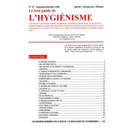 N° 035 - Le bon guide - Spécial Ostéoporose, Allergies