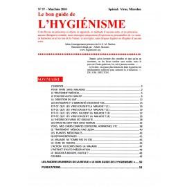 N°057 - Le bon guide - Spécial Virus, Microbes