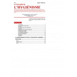 N° 005 - Le bon guide de l'hygiénisme