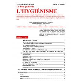 N°043 - Le bon guide - Spécial Estomac