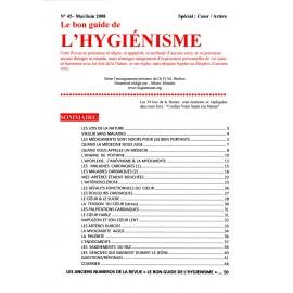N°045 - Le bon guide - Spécial Cœur, Artères